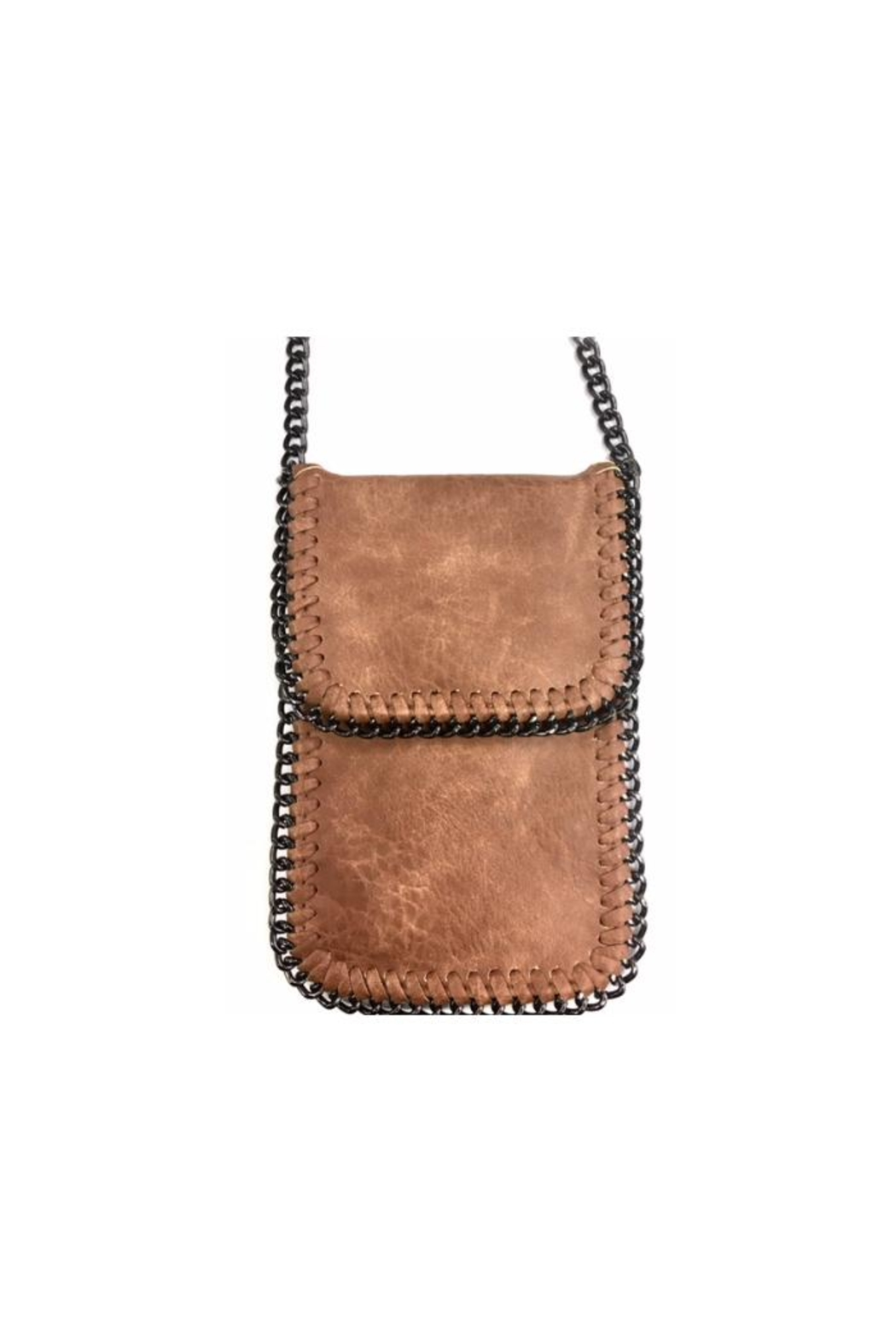Private Label Jagger Chain Crossbody - Front Cropped Image