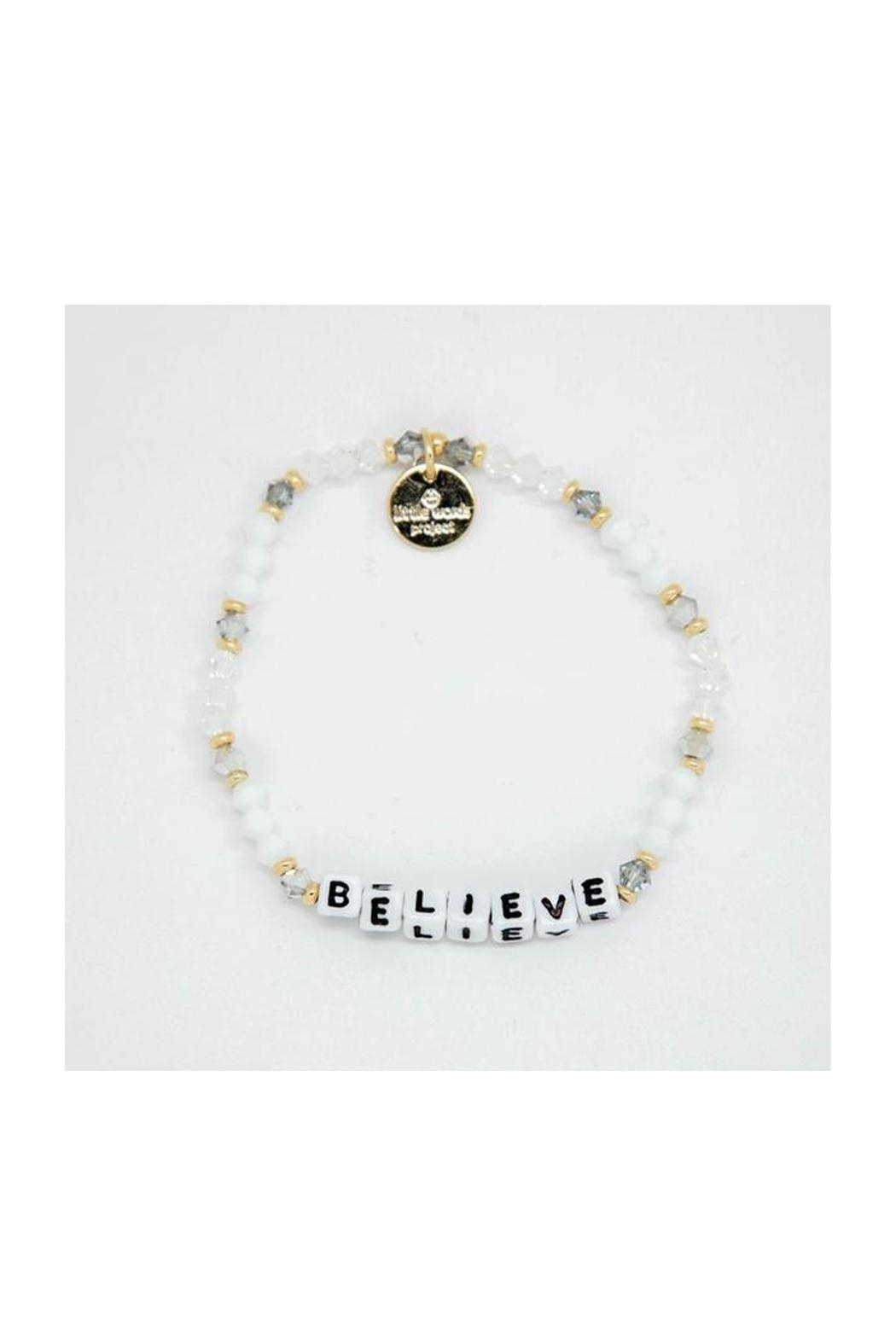 Private Label Little Words Project - Believe - Main Image