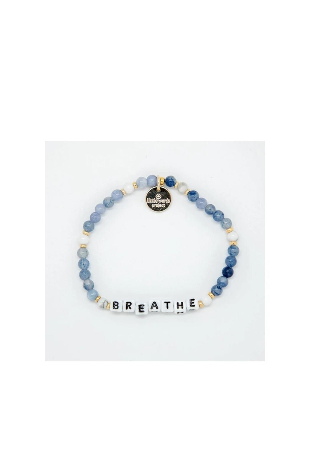 Private Label Little Words Project - Breathe - Front Cropped Image