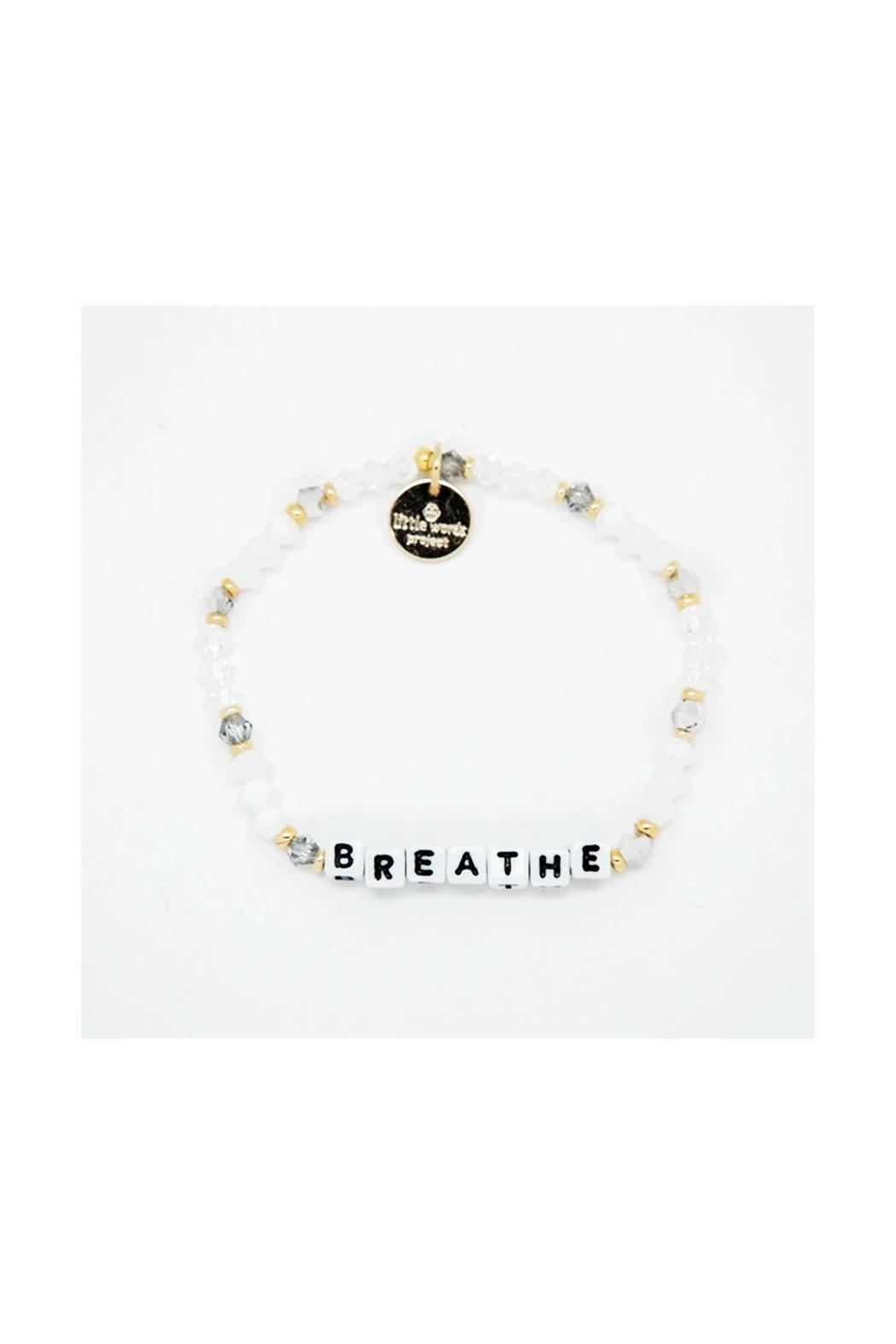 Private Label Little Words Project - Breathe - Main Image