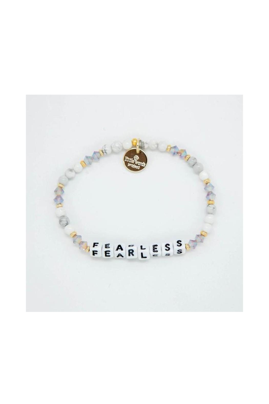 Private Label Little Words Project - Fearless - Main Image