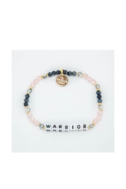 Private Label Little Words Project - Warrior - Front cropped
