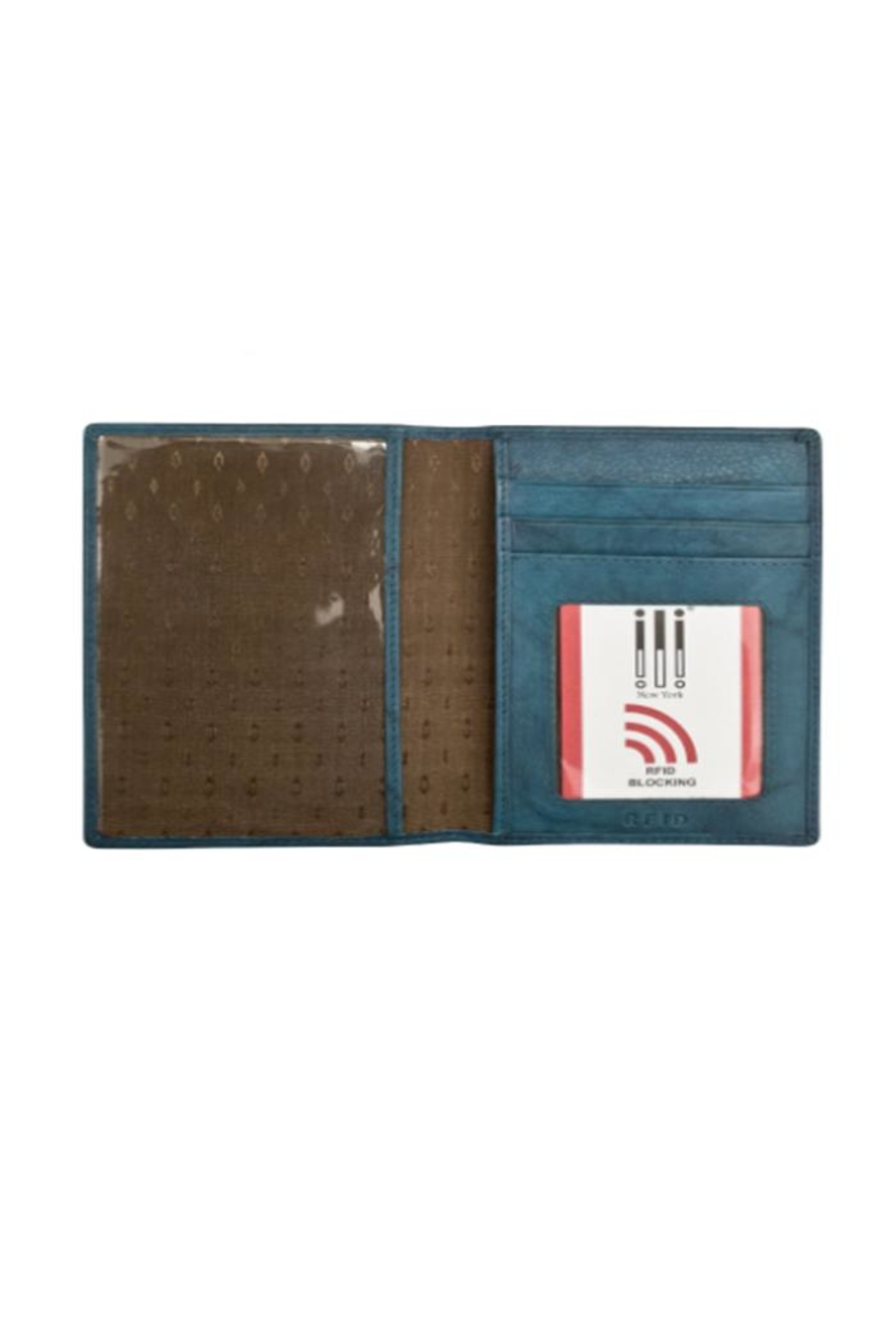 Private Label Passport Cover - Front Full Image