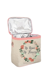 Private Label Quoted Lunch Box - Front full body