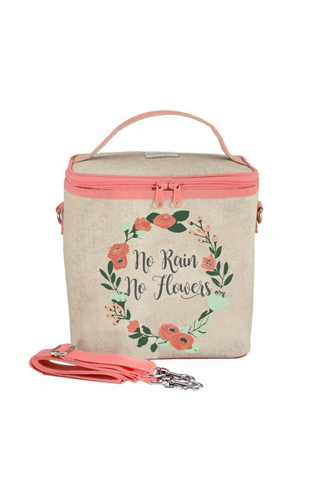Private Label Quoted Lunch Box - Main Image