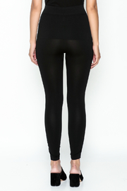 Private Label Ruched Leggings - Back cropped