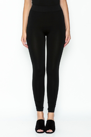 Private Label Ruched Leggings - Front full body