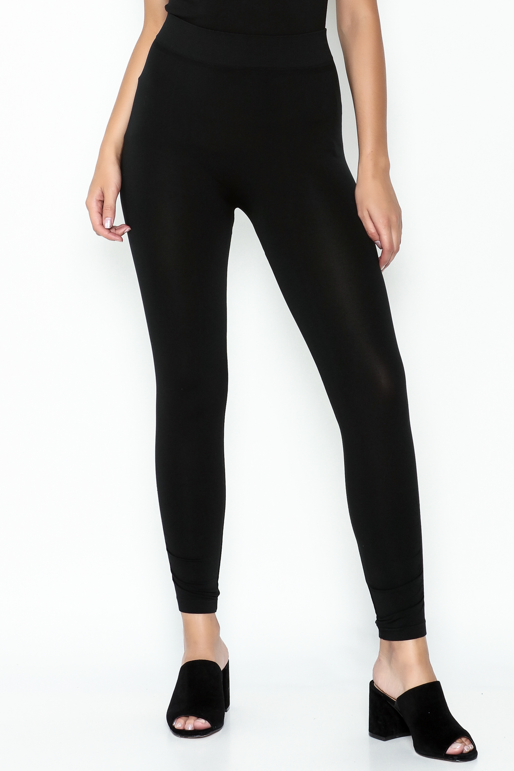 Private Label Ruched Leggings - Main Image