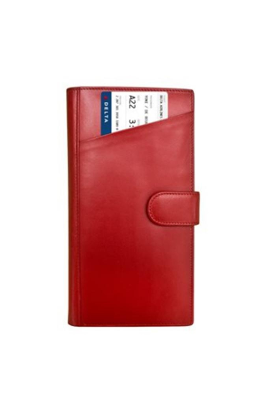 Private Label Travel Wallet - Front Cropped Image