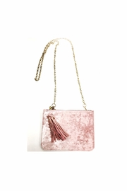 Private Label Velvet Crossbody - Product Mini Image
