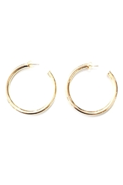 Private Label Vintage Large Chunky Hoops - Product Mini Image