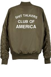 Private Party Bomber Jacket - Product Mini Image