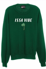 Private Party Issa Vibe Sweatshirt - Product Mini Image