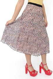 privy Animal Print Skirt - Product Mini Image