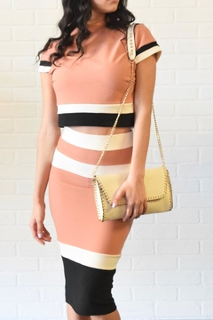 Shoptiques Product: Colorblock Set