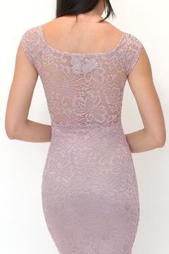 privy Lace Plunge Dress - Alternate List Image