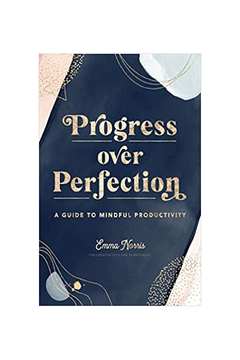 The Birds Nest PROGRESS OVER PERFECTION: A GUIDE FOR POSITIVE PRODUCTIVITY - Alternate List Image