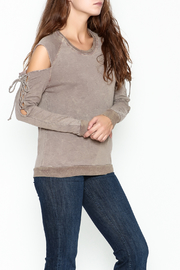 Project Social T Attitude Sweatshirt - Front cropped