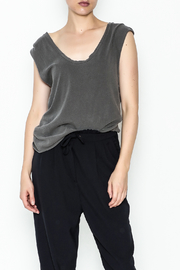 Project Social T Seed Muscle Tank Top - Front cropped