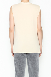 Project Social T Seed Muscle Tank Top - Back cropped