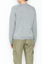 Project Social T Gym Buddy Sweater - Back cropped