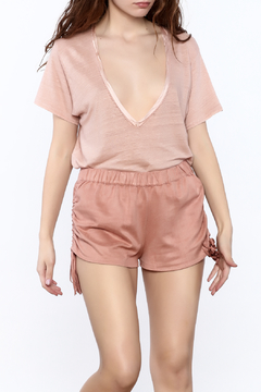 Project Social T Satin Neck Tee - Product List Image