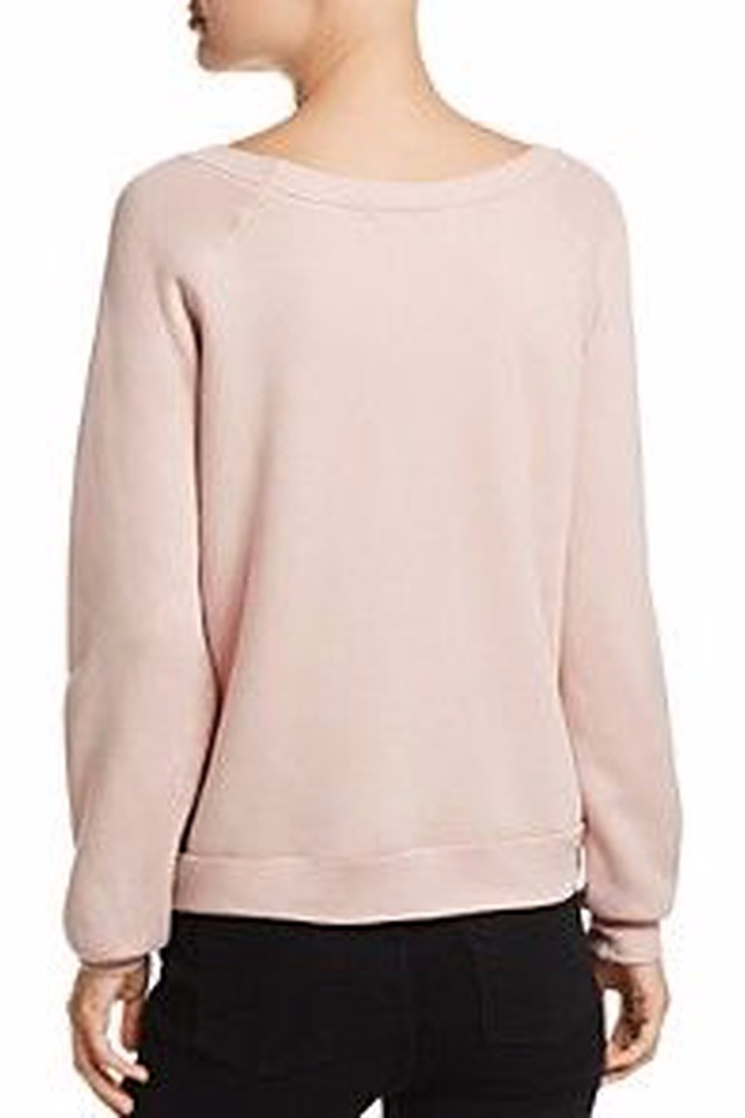 Project Social T Snow Days Off Sweatshirt - Side Cropped Image