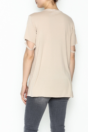 Project Social T Thunder Tee - Back cropped