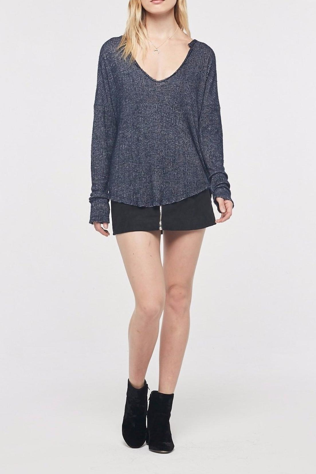 Project Social T Anouk Longsleeve Tee - Front Full Image