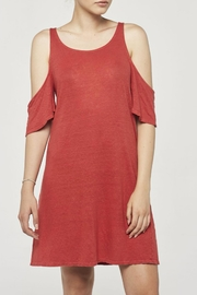 Project Social T Get Away Dress - Front cropped