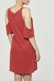 Project Social T Get Away Dress - Front full body