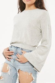 Project Social T Louis Cropped Sweatshirt - Product Mini Image