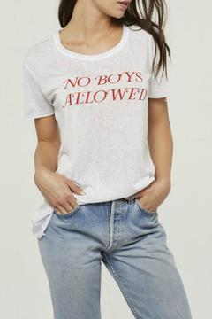 Project Social T No Boys Allowed Tee - Product List Image