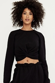 Project Social T Twisted Sweatshirt - Front cropped