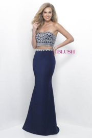 Blush Prom Gown - Product Mini Image