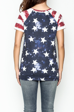 Promesa American Flag Tee - Alternate List Image