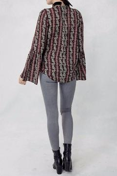 Shoptiques Product: Boho Twist Top