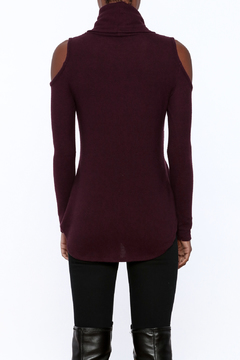 Shoptiques Product: Deep Wine Top