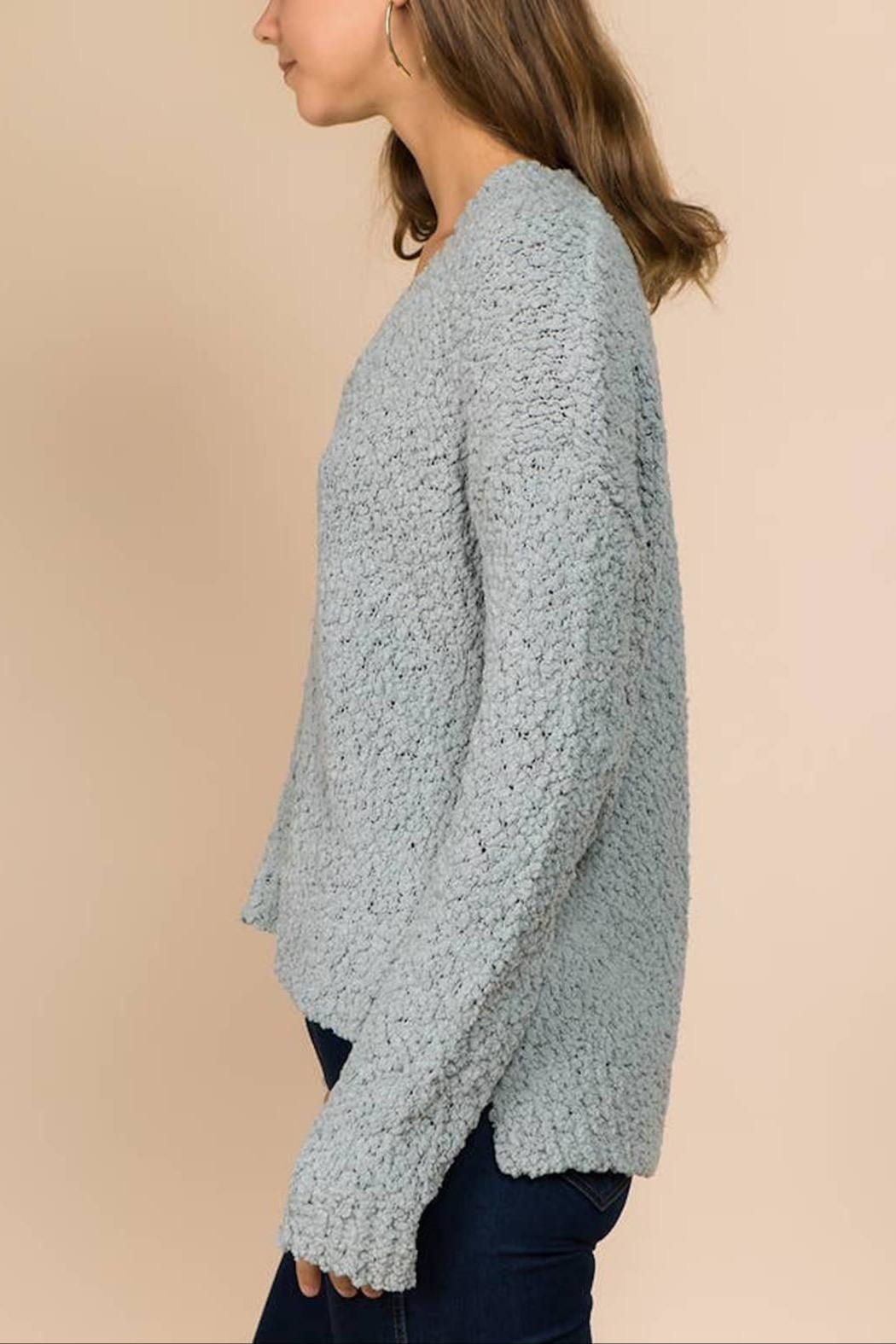 Promesa Fiona Sweater - Side Cropped Image