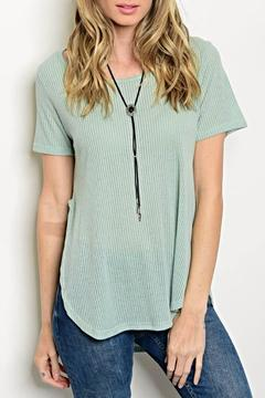 Shoptiques Product: Green Top
