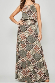 Promesa Halter Maxi Dress - Product Mini Image