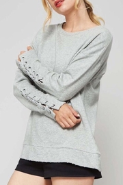 Promesa Lazy Weekend Sweatshirt - Product Mini Image