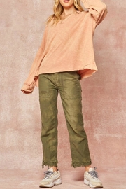 Promesa Mineral Wash Poet - Front cropped