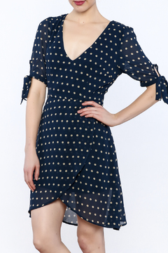 Shoptiques Product: Polka Dot Swing Dress