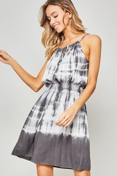 Promesa Tie Dye Dress - Product List Image