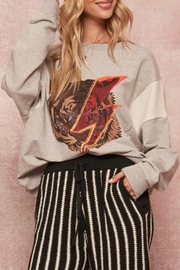 Promesa Tiger Graphic Sweatshirt - Front cropped