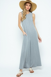 Promesa Wideleg Jumpsuit - Front cropped