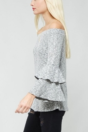 Promesa USA Bell Sleeve Top - Side cropped