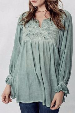 Shoptiques Product: Bohemian Embroidered Tunic