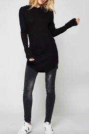 Promesa USA Brushed Hoodie - Front full body